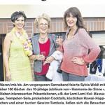 Gelungenes Fest (Blitz am Sonntag - 2014)